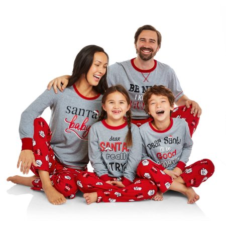 Start a holiday tradition by having the entire family open presents in the cutest matching Christmas pajama sets. We found funny holiday pajamas for the whole family, including kids, couples, and even dogs and distrib-wq9rfuqq.tk matchy-matchy for your taste? Shop coordinated Christmas pajamas in plaid and classic Christmas prints.
