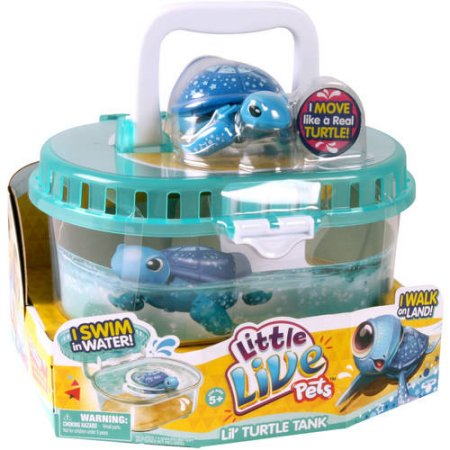 Little Live Pets Turtle S2 Tank For 18 77 Regularly 24