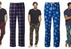 mens-croft-barrow-patterned-microfleece-lounge-pants
