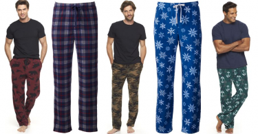 mens-croft-barrow-patterned-microfleece-lounge-pants