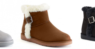 so-womens-fuzzy-ankle-boots