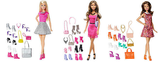 barbie-doll-and-shoes