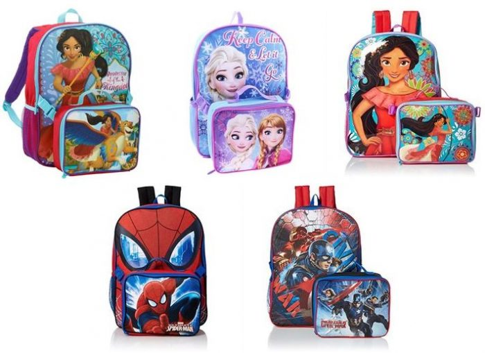 character-backpack-with-lunch-kit