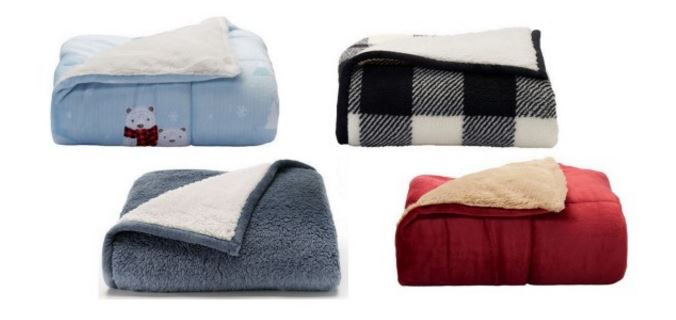 cuddl duds throws as low as $18.74 (reg. $59.99) – utah sweet savings
