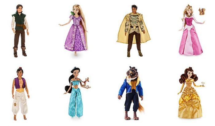 disneystore-classic-dolls