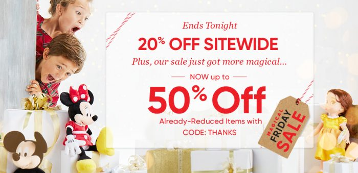 disneystore-magical-friday-sale