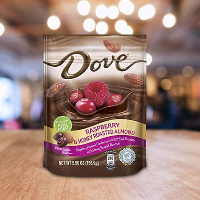 2 Bags Of Dove Chocolate Amp Fruit Combinations 1 For 6 Or