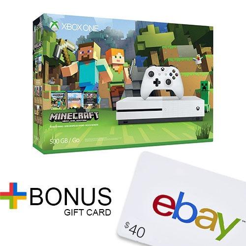 Hot Xbox One S Game Bundles Ebay Gift Cards Utah Sweet Savings
