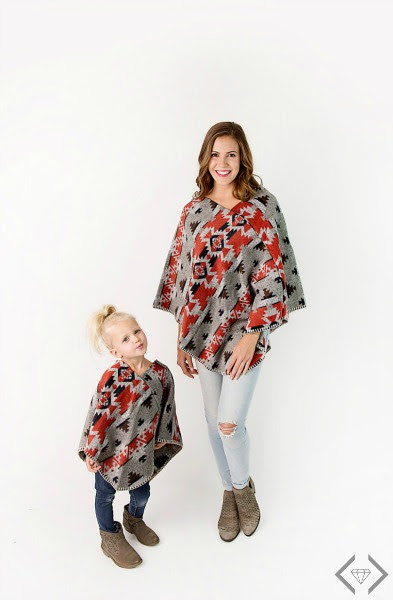 mommy-me-ponchos