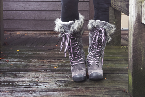 Women's Muk Luk Snow Boots for only $67