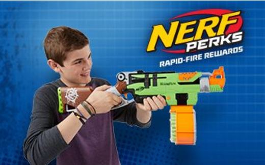 Kohl's has a special stacking code NERF20 to save 20% off Nerf Toys today  only. Use it with the codes below for some awesome deals!!