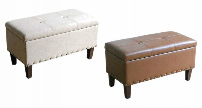 Enjoyable Button Tufted Ottoman 59 49 15 Kohls Cash Free Pdpeps Interior Chair Design Pdpepsorg