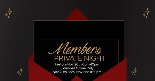 sears-members-only-event