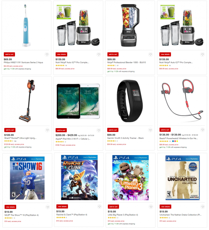 target-early-access-deals
