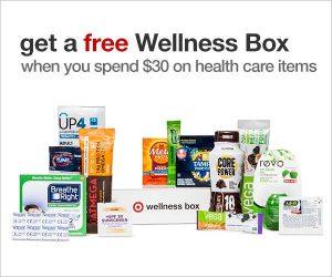target-wellness-box-free