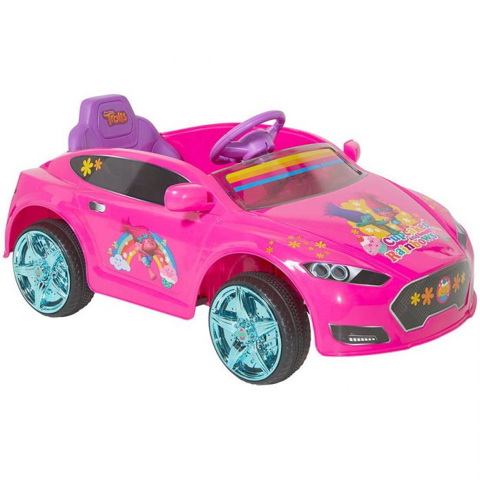 Club mil paticas unitedcats for Motorized barbie convertible car