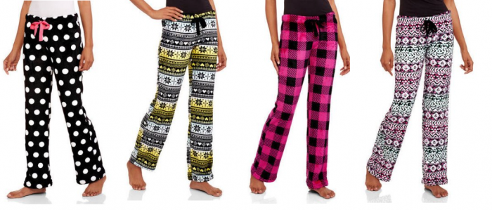 body-candy-juniors-luxe-plush-sleep-pants