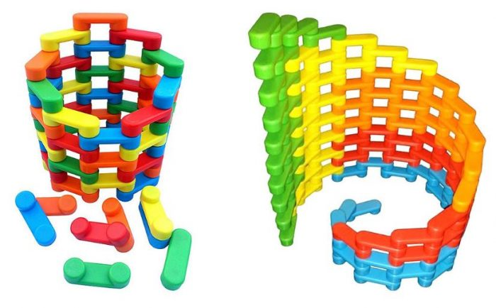 magz-bricks-100-piece-magnetic-building-set
