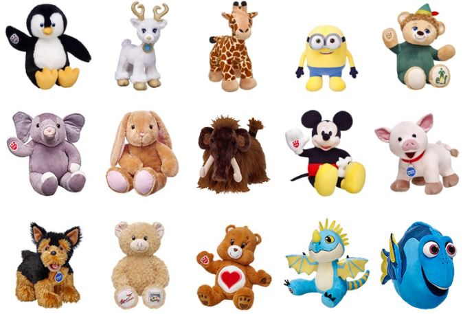 buildabear-collage