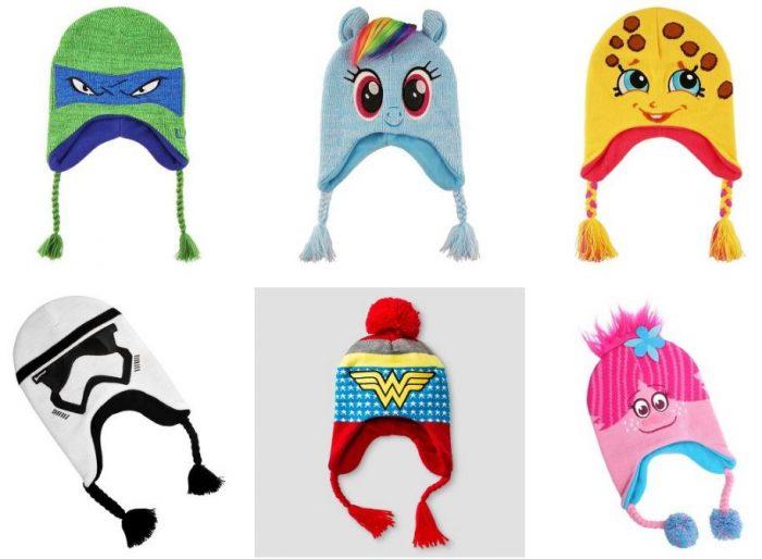 kids-character-hats