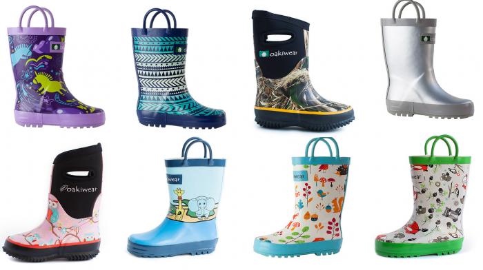 oakiwear-rainboots