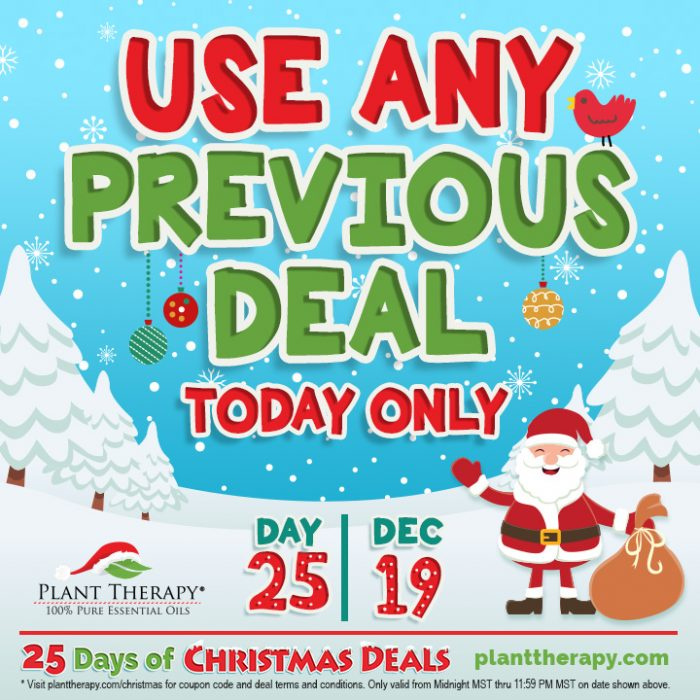 Plant Therapy: Score ANY of their 25 Days of Christmas Deals Today ...