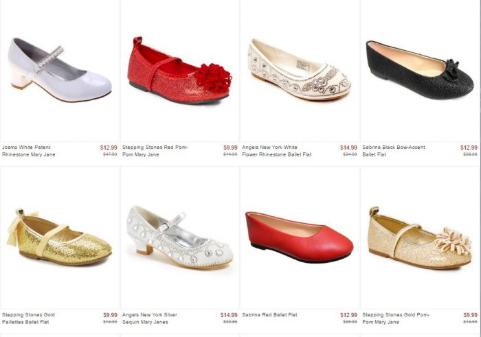 Girls Holiday Dress Shoes 70% off starting at $8.99 – Utah Sweet ...