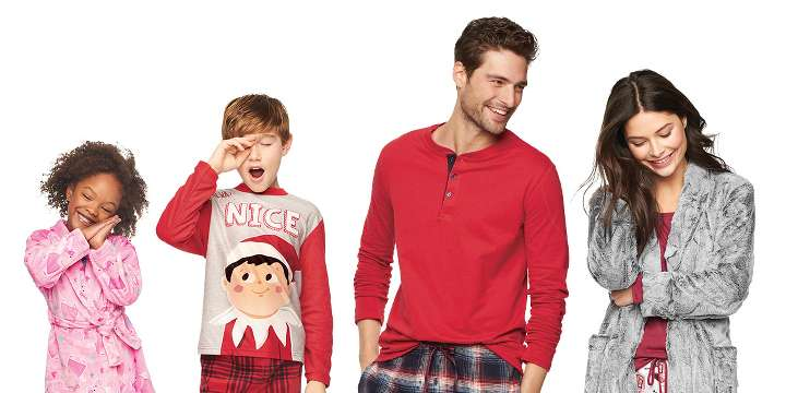 Family Pajamas Up to 50% Off + FREE Shipping In Time for Christmas ... bbd352fc5