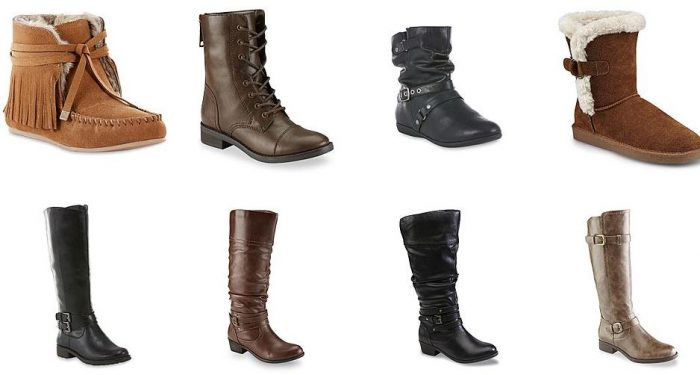 women s boots from 14 99 plus 10 a 30 purchase