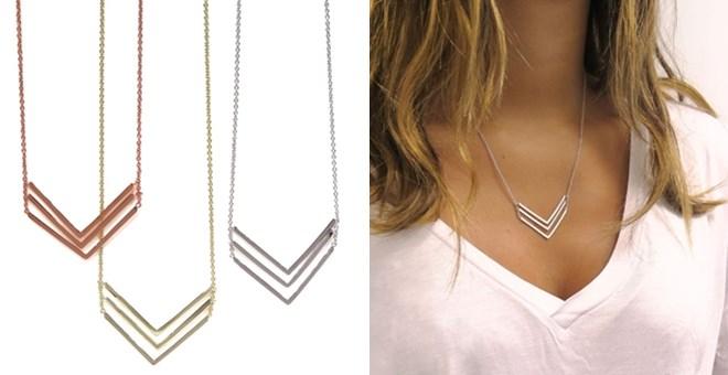 triple-chevron-layering-necklace