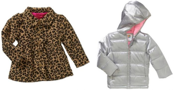 Check out these SWEET prices over at Walmart on Girls Baby \u0026 Toddler Coats! Prices start just $4.50! Consider buying up a size for next year if you don\u0027t Coats from \u2013 Utah Sweet Savings