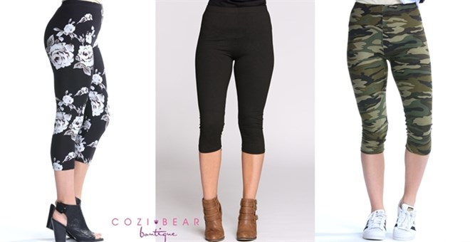 b9fa2711b9d Print Capri Leggings for  11.98 Shipped! (Reg.  19.99)  Regular   Plus Sizes