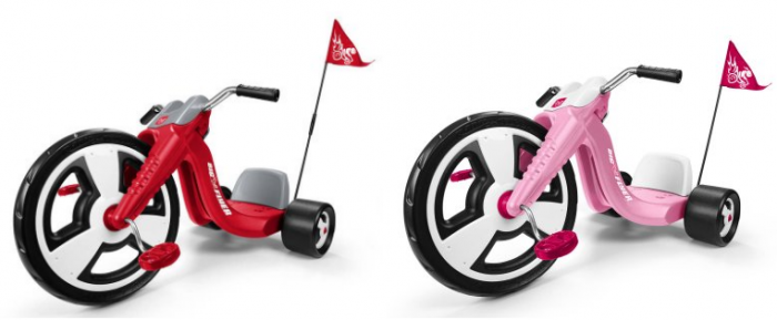 9adb0c69b50 How rad are these bikes? You know your kiddo will have a blast riding this.  This is the lowest that we have seen this priced too. Radio Flyer Big ...