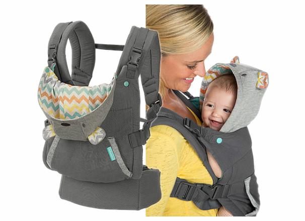 ergo baby carrier hoodie