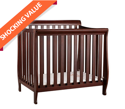 crib peanut linen standard skirt baby home girl zebra sams shell knitted cowboy cribs shabby club chic furniture the camouflage grey interior sublime design