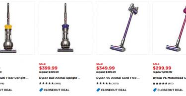 dyson vacuums on closeout sale plus earn kohlu0027s cash - Dyson Vacuum Sale