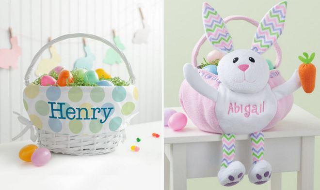 Personalized Easter Baskets Starting At Utah