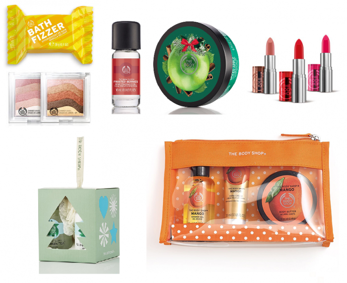 The Body Shop: HUGE Clearance Sale + FREE Shipping! Items