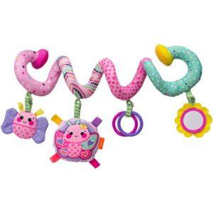 infantino topsy turvy spiral activity toy for just reg utah sweet savings. Black Bedroom Furniture Sets. Home Design Ideas