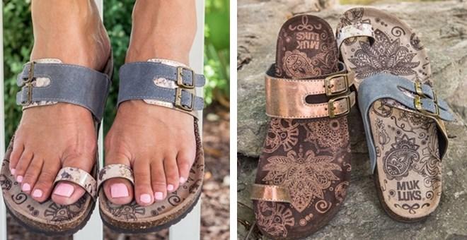 MUK LUKS Daisy Women's ... Sandals GgZbqby70