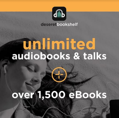 Get Unlimited LDS AudioBooks From Deseret Bookshelf PLUS Only 699 Sign Up For A Free Month