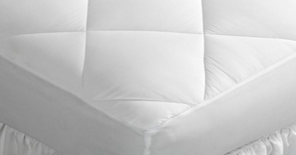 Home design mattress pad for only reg 50 all for Home design mattress pad
