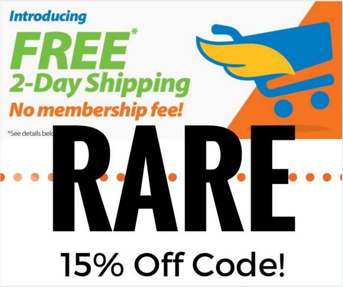 e7c2e5982 Attn  Walmart Customers! RARE 15% Off Code! – Utah Sweet Savings