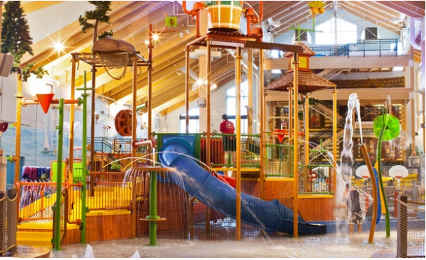 Great Wolf Lodge Family Getaway Vacation Packages From