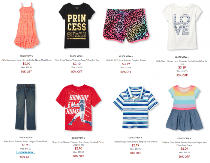 c7fefe31a There are some killer deals on adorable clothing for summer. Plus all new  graphic tees ...