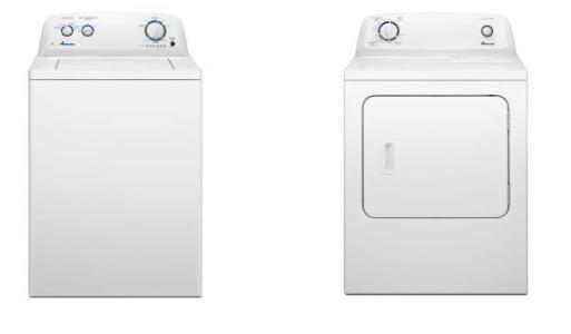 Amana Washer And Dryer Logo