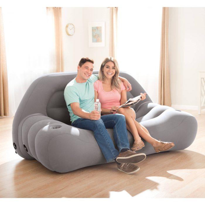 Intex Inflatable Camping Sofa 2717 regularly 40