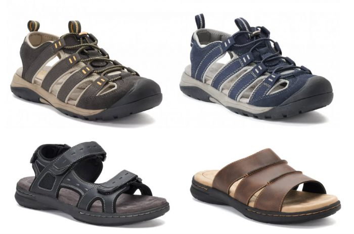 51e2a7eed Croft   Barrow Men s Sandals  11.66 (reg  59.99) + Free Shipping!  5 Styles