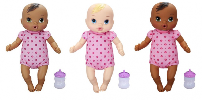 Baby Alive Luv N Snuggle Baby Dolls For 8 99 Reg 12 99