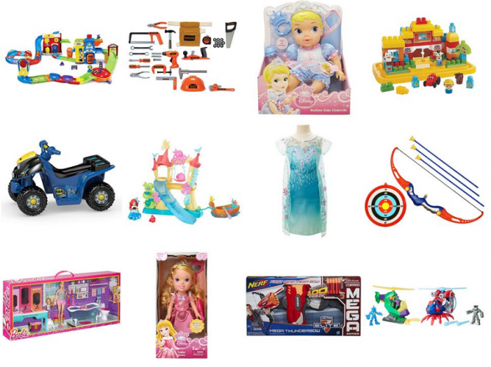 Kohl S Toys For Boys : Kohl s huge toy clearance sale cinderella doll